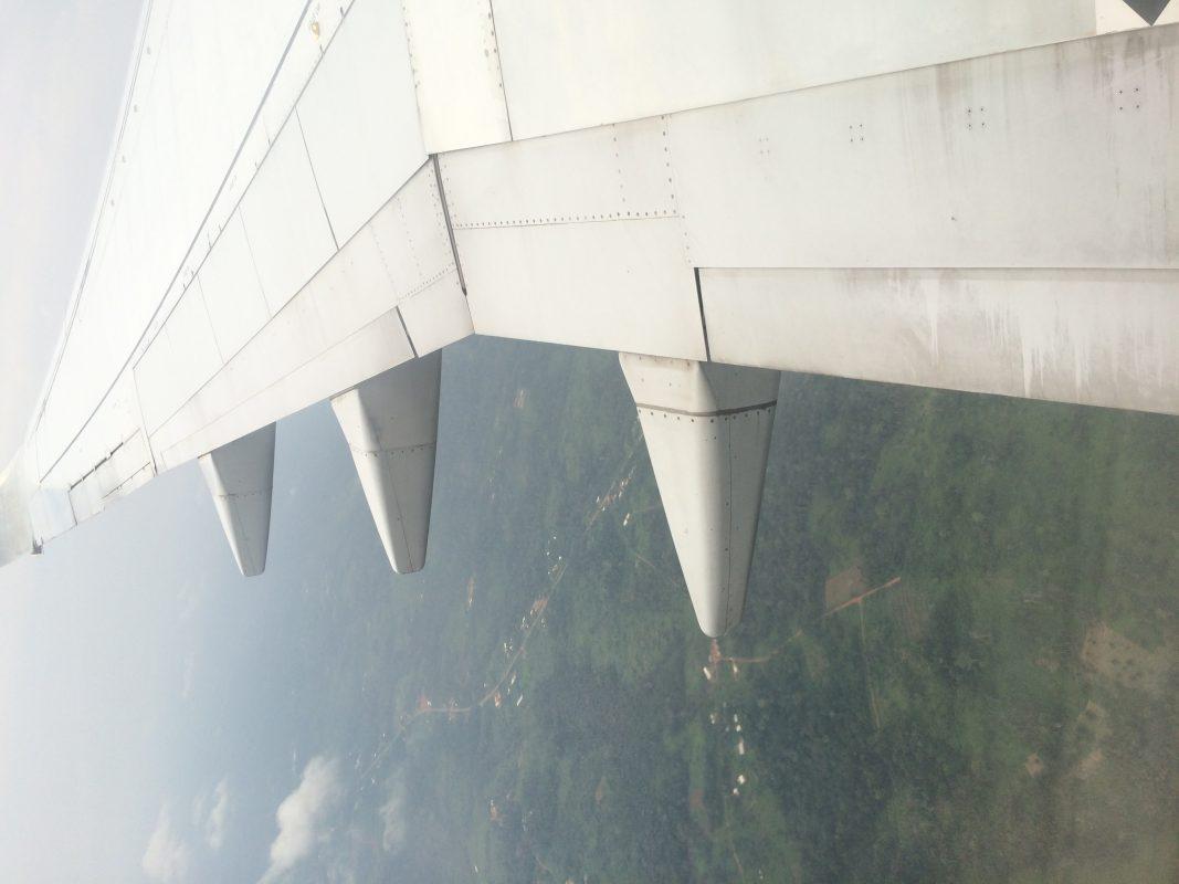 Prise de vue aérienne