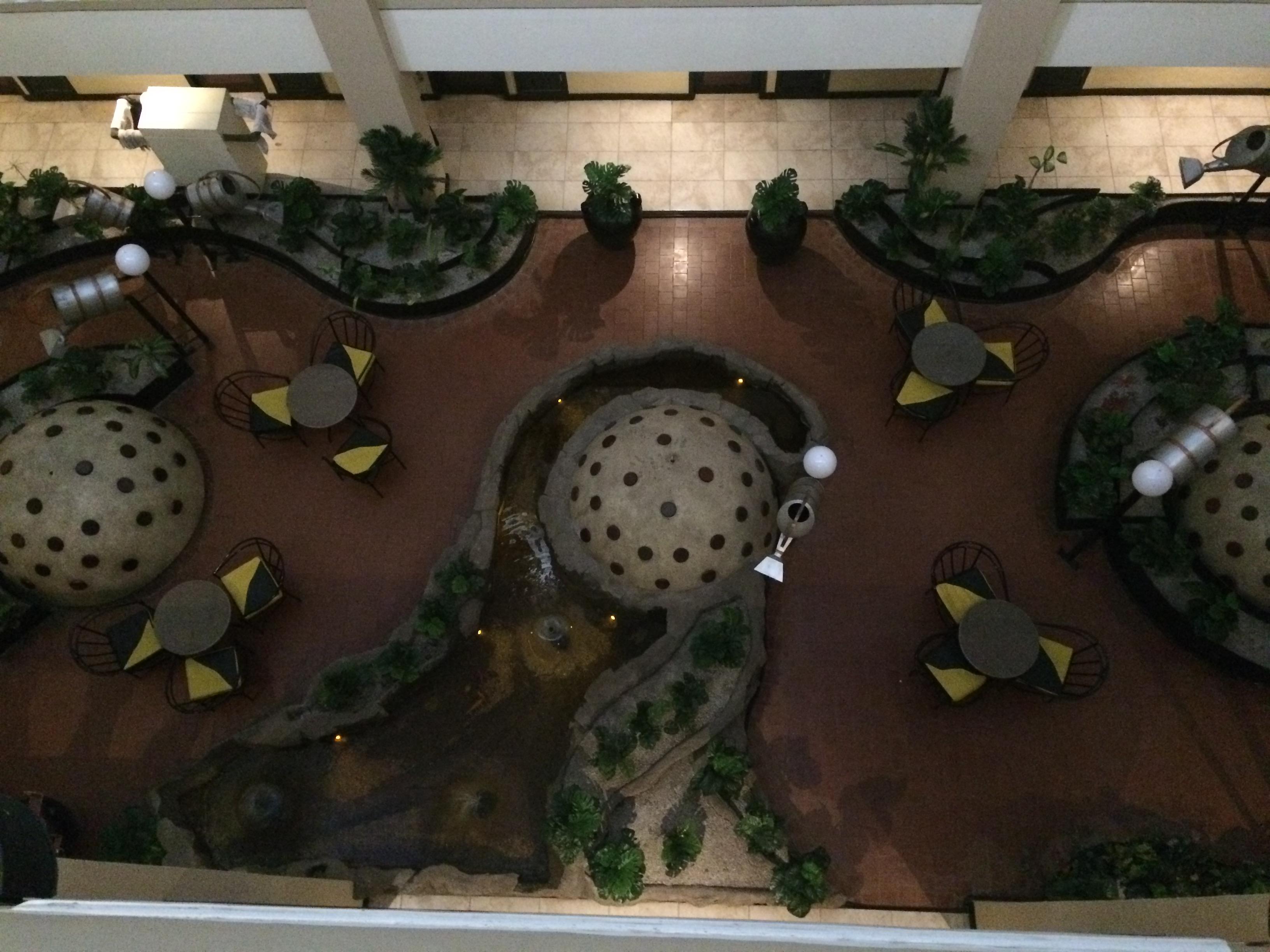 hotel Le méridien Nairobi