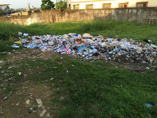 Insalubrité à l'université de Douala