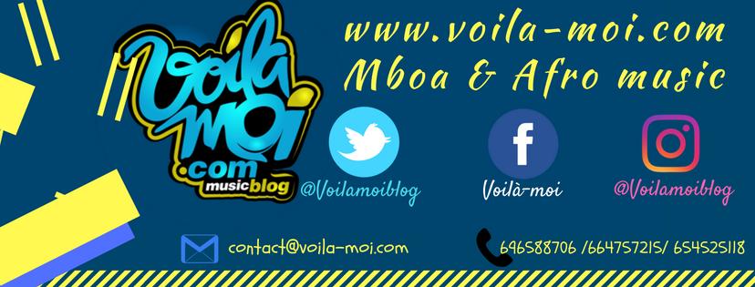 """Presentation du blog de musique """"Voilà-moi!"""""""