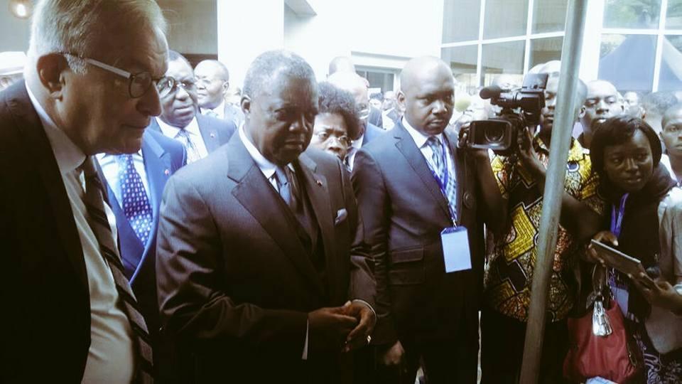 forum de l'économie numérique Yaoundé